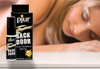 Spray Anal BACK DOOR 20 ML | Para tirar maior partido do sexo anal!