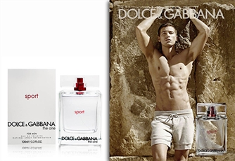 Perfume Masculino: DOLCE & GABBANA, The One Men Sport 100 ml. Fragrância com tons Aromáticos e Aquáticos!
