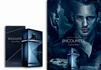 Perfume Masculino: CALVIN KLEIN, Encounter 100 ml. Fragrância Intrigante, Viciante e Sedutora!