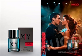 Perfume Masculino: HUGO BOSS, Hugo XY For Men 60 ml. Fragância Aromática e Amadeirada, para Ele.