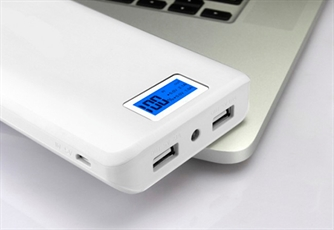 Bateria Externa Universal POWER BANK 38000 mAh. O Power Bank mais potente do mercado!